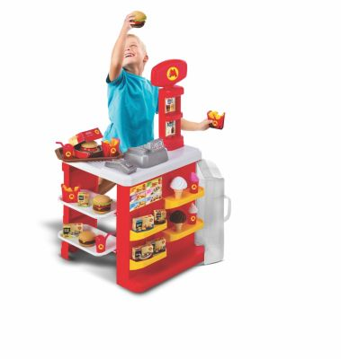 Lanchonete Magic 8046 - Magic Toys