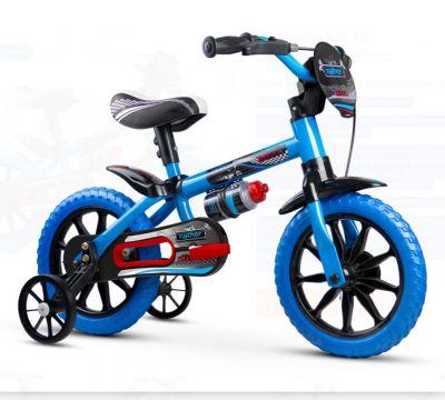 Bicicleta Aro 12 Veloz Nathor