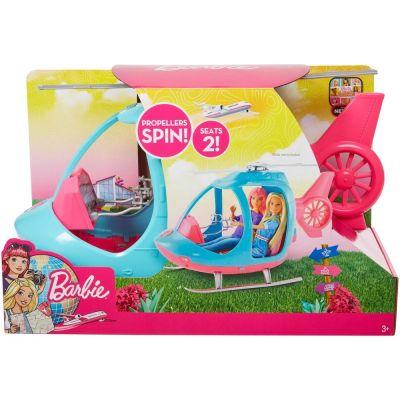 Helicóptero da Barbie Mattel FWY29