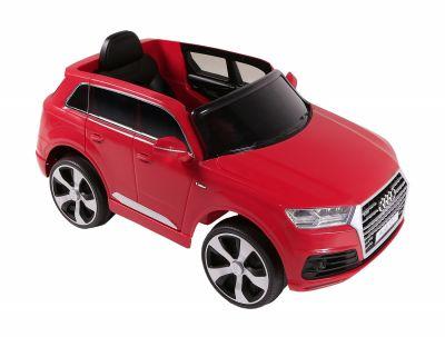 Veículo Elétrico Audi Q7 (Vermelho) R/C 12V - 928700 - Belfix