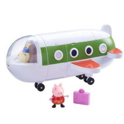 Playset Avião da Pig Peppa Pig Sunny 2308