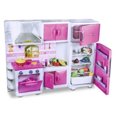 Cozinha Infantil Maxi House com Fogão - Lua de Cristal-701