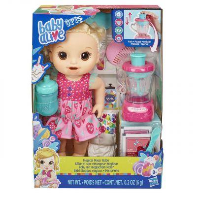 Boneca Baby Alive Misturinha Loira - E6943 Hasbro
