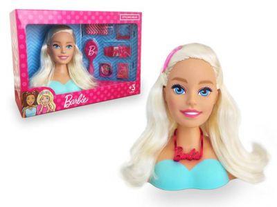Boneca busto da barbie styling head pupee 1255 - Puppe