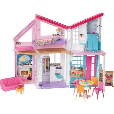 Barbie Casa Malibu Fxg57 - Mattel