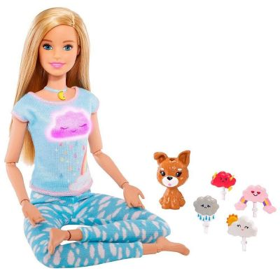 Barbie Medita Comigo - GNK01 - Mattel