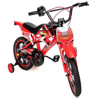 Bike Moto Cross Aro 14 - UNITOYS