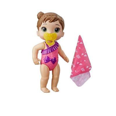 Boneca Baby Alive Banho Carinhoso Morena E8716 Hasbro