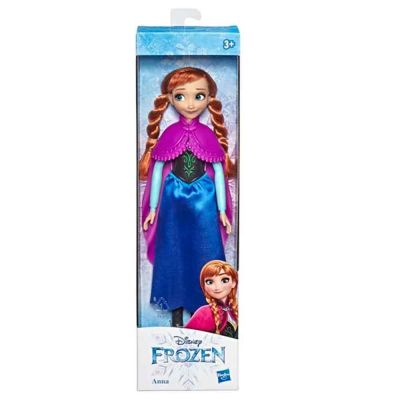 Boneca anna frozen E6739- Hasbro