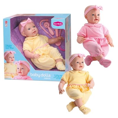 Boneca Baby Dolls Médica 667 Bambola