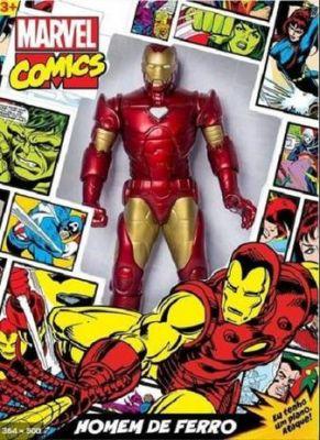 Boneco Homem de Ferro Comics 553 - MIMO