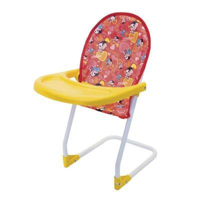Cadeira de Papinha de Boneca - Turma da Mônica - Luxo - Multibrink
