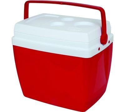 Caixa Termica 34 Litros Vermelha - MOR