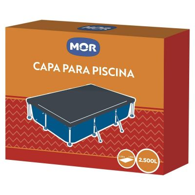 Capa Para Piscina Premium 2500 MOR