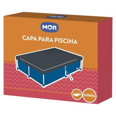Capa para Piscina Standard 2000 LTS MOR