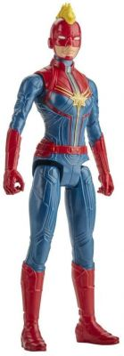 Boneco Titan Hero Marvel Capitã Marvel - Hasbro