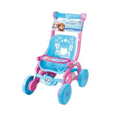 Carrinho De Boneca Disney Frozen Lider Brinquedos - 2392