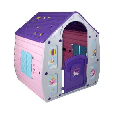 Casinha de Brinquedo Unicornio 560000 Bel Brink