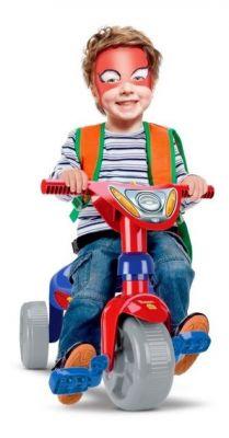Triciclo Iantil Tchuco Heróis Super Teia - Samba Toys