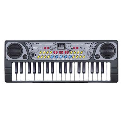 Teclado com microfone BX1622 - DMT5702 -  DM Toys