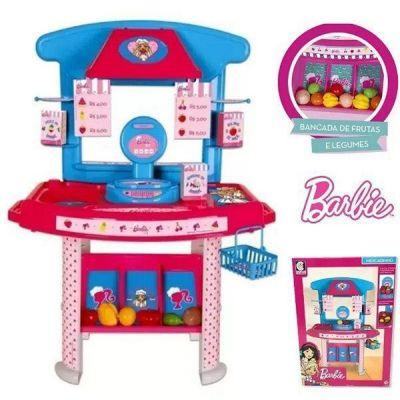 Barbie Chef Mercadinho 2225- Cotiplás