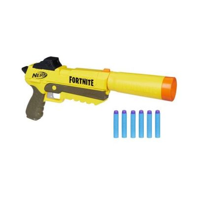 Nerf Lançador de Dardos - Fortnite SP-L - E7063 Hasbro