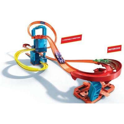 Pista Hot Wheels Track Builder - GLC97