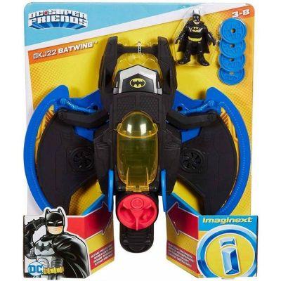 Batwing Lançador De Projéteis do Batman Imaginext