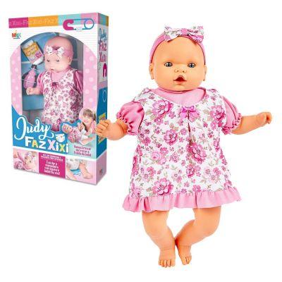 Boneca Judy Faz Xixi 0373 Milk