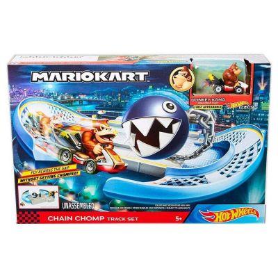 Hot Wheels Pista Mario Kart Circuito Chomp - GCP26 Mattel