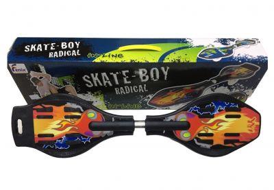 Skate Boy Radical 2 Rodas - SB-170 Fênix