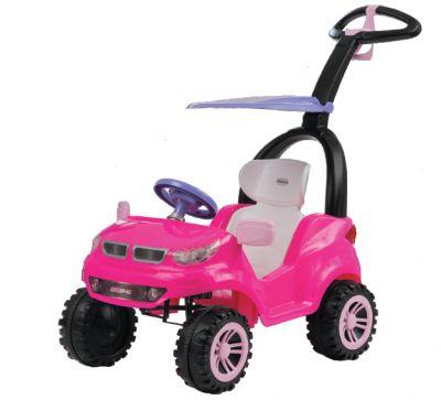 Push Car Biemme Easy Ride Rosa