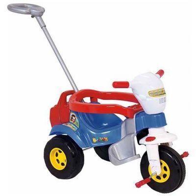 Tico Tico Bichos Azul com Som e Luzes 3512 - Magic Toys