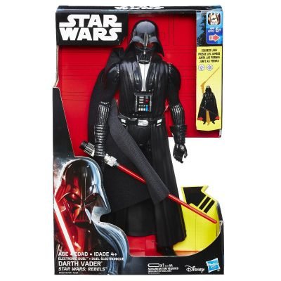 Series Figura Eletrônica Darth Vader- Hasbro