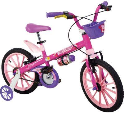 Bicicleta Aro 16 Top Girls Nathor